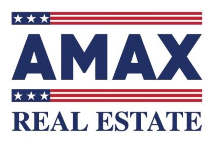 Julie Axon - AMAX Real Estate Logo