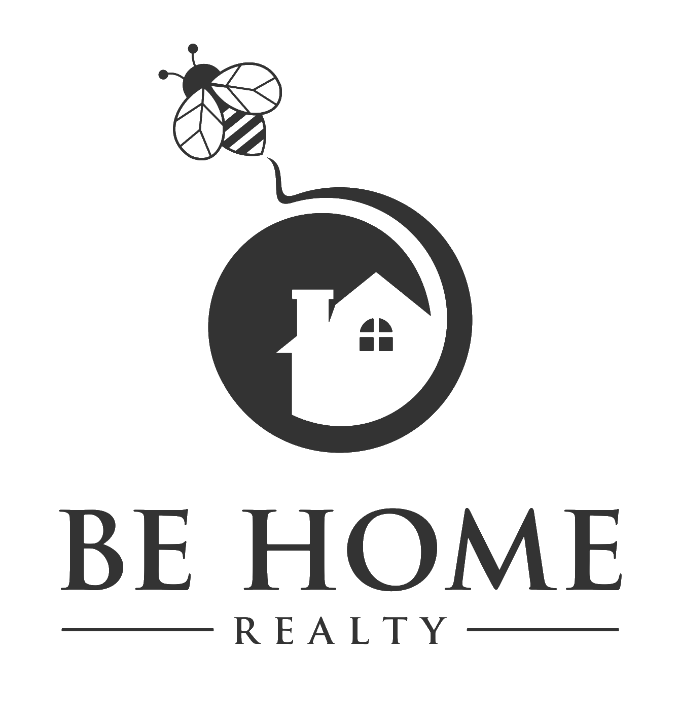 Be Home Realty Logo