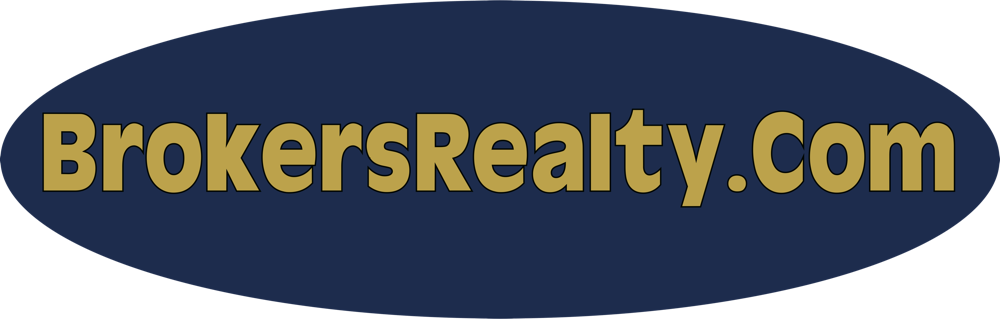 BrokersRealty.com - Real Estate Simplified Logo