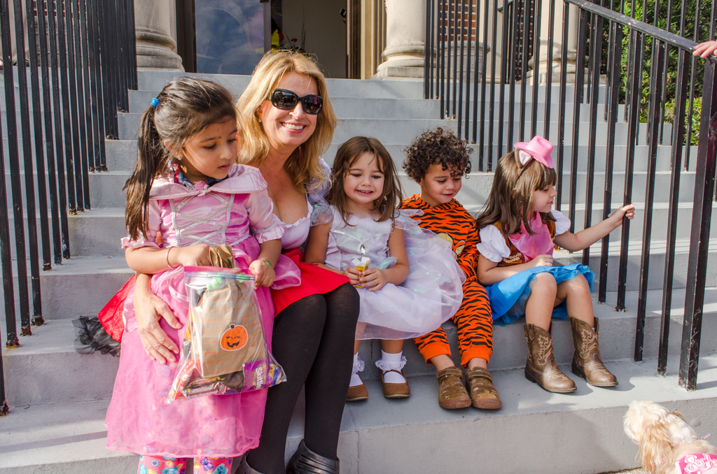 Story Book Parade Tradition