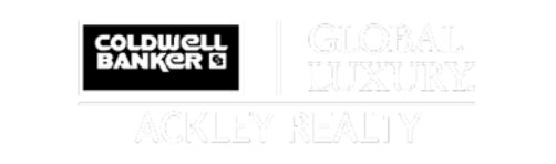 Coldwell Banker Ackley Realty- Global Luxury Logo