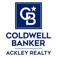 Coldwell Banker Ackley Logo