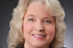 International President's Circle Award Gayla Strickland 2017