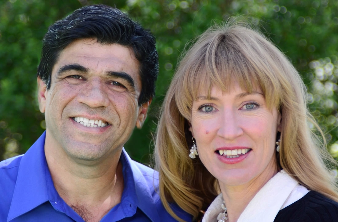 Meet Heidi and Mehdi