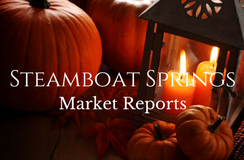 October 2017 Market Report - Steamboat Springs