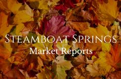 September 2017 Market Report - Steamboat Springs
