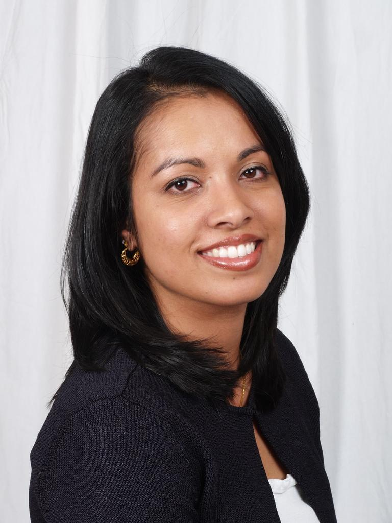 Tracy Varghese