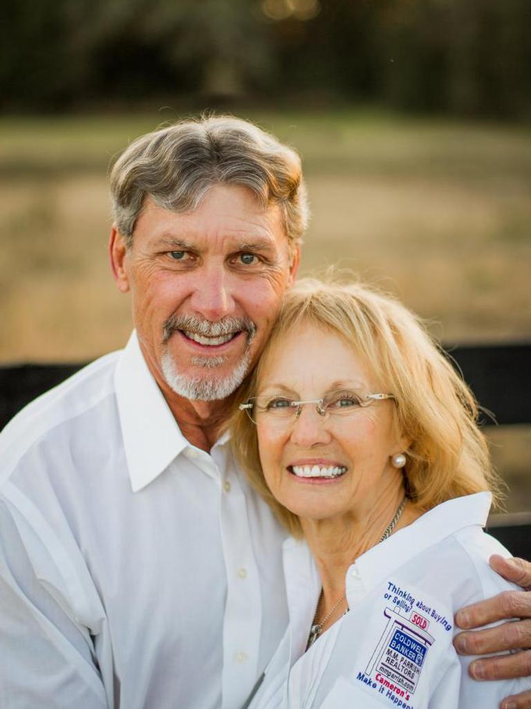 Ralph and Bonnie Cameron