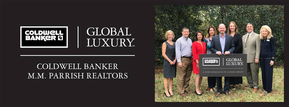 Coldwell Banker M M Parrish Realtors Announces Global Luxury Property Specialist Designation