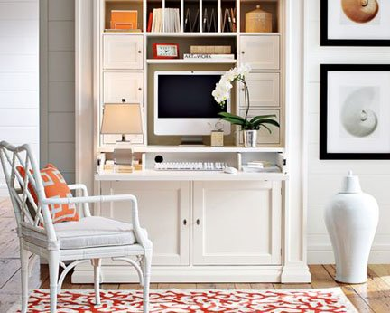 home office solutions that dont require an entire room