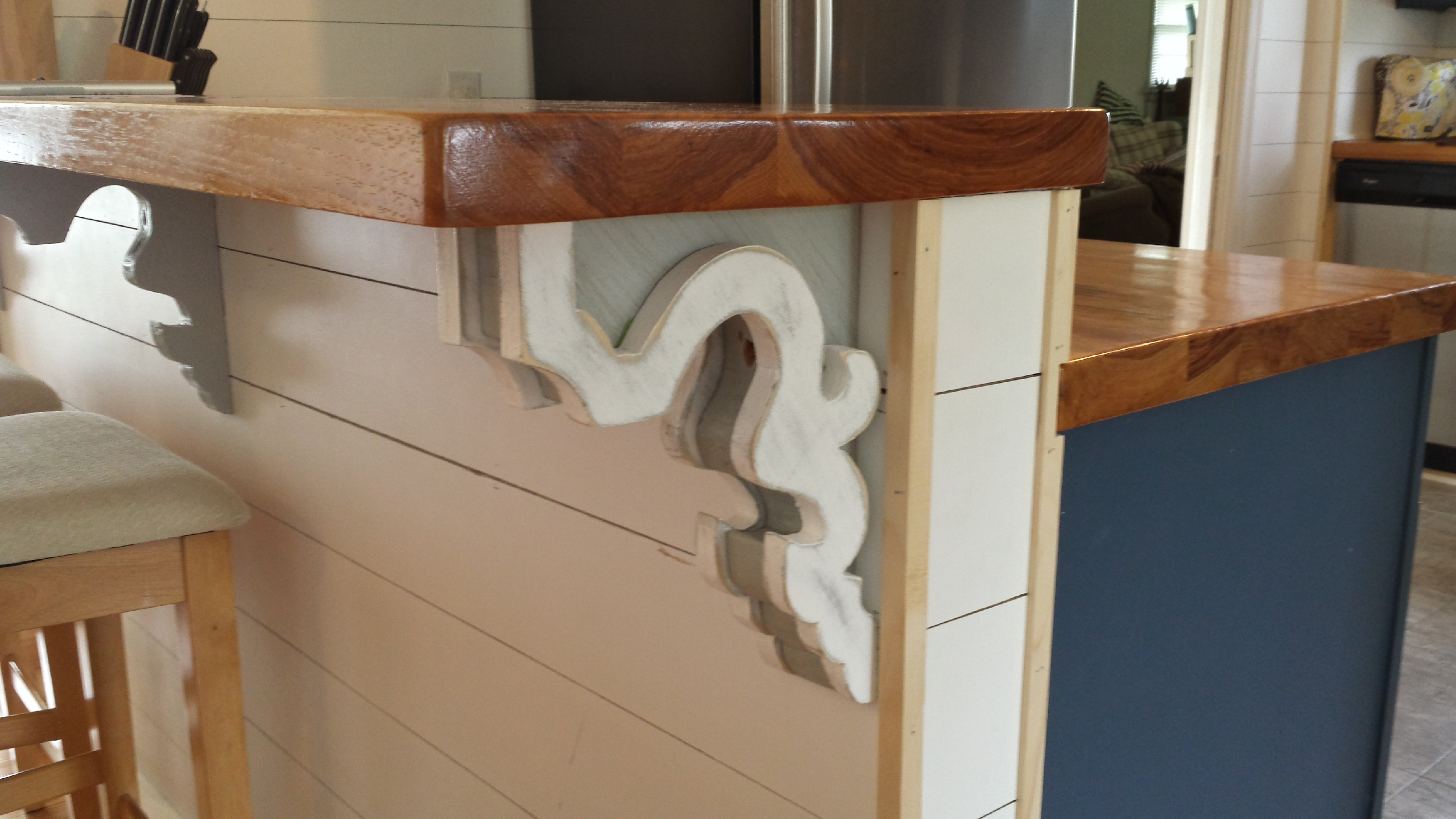 Kitchen Trim & Corbels