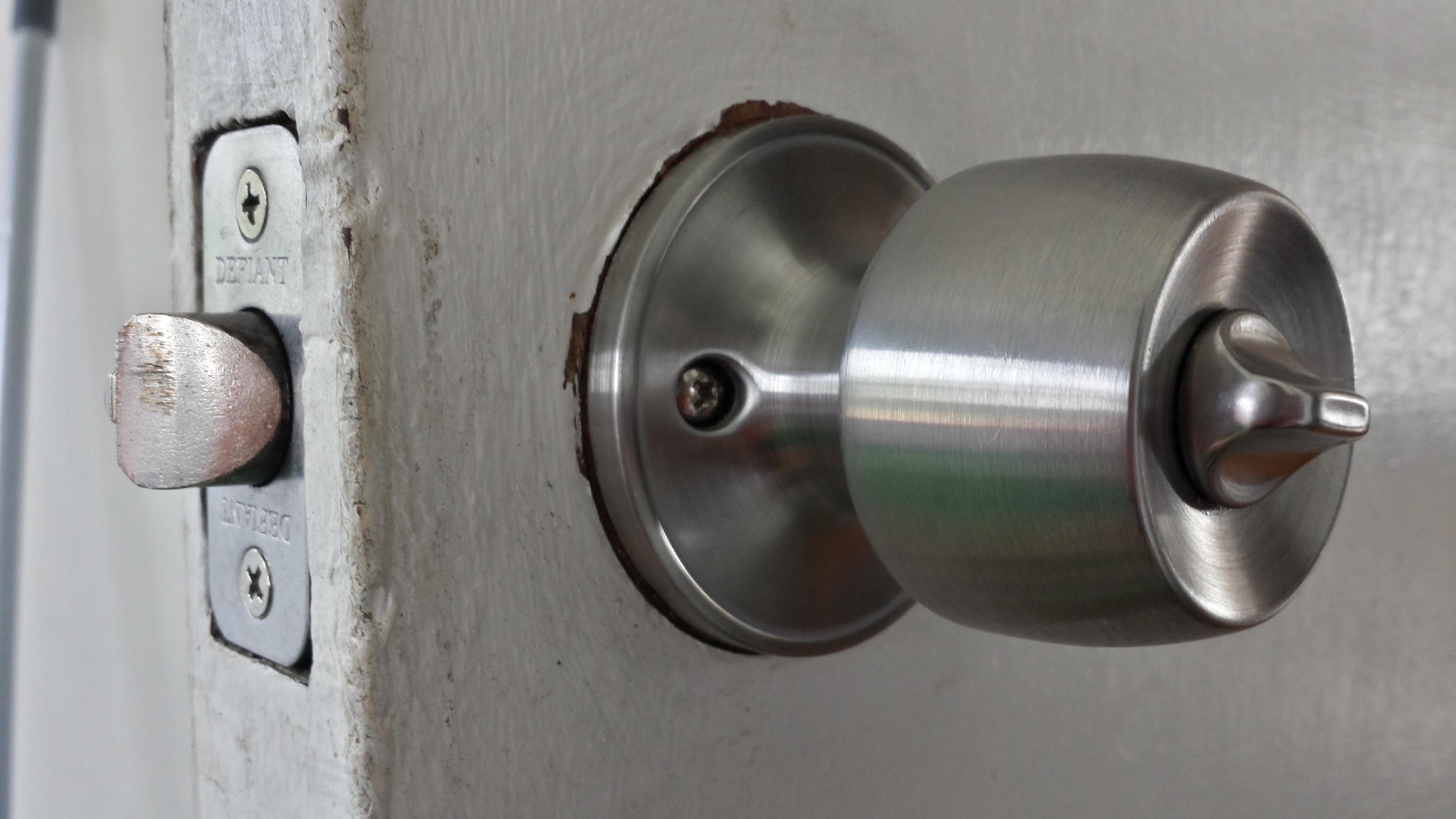 How To Change A Door Lock