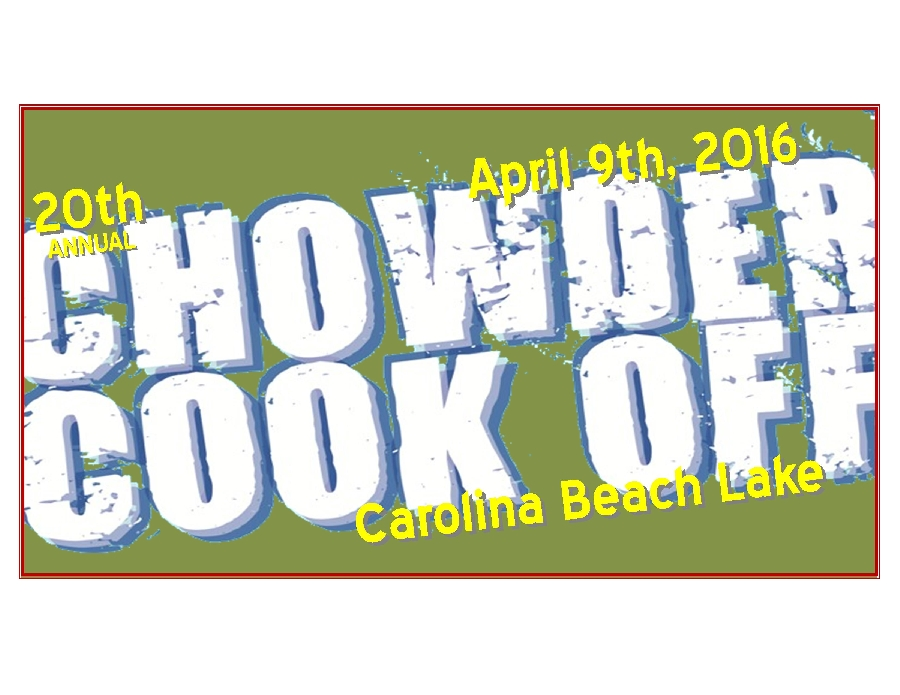 20th ANNUAL PLEASURE ISLAND CHOWDER COOK-OFF RESTAURANT CONTESTANTS NAMED