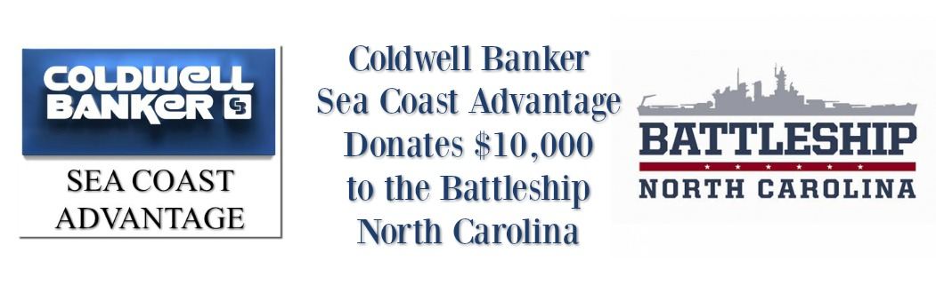 Sea Coast Advantage Donates 10,000 to Battleship North Carolina