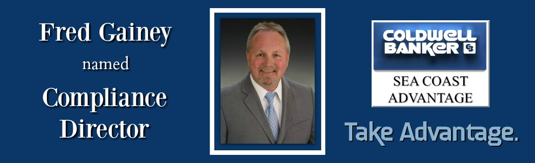 Sea Coast Advantage Hires Fred Gainey as Compliance Director