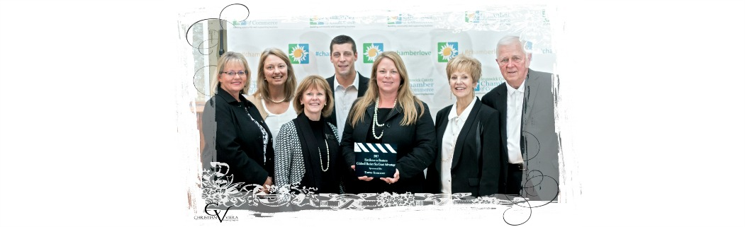 South Brunswick Office Receives Excellence in Business Award