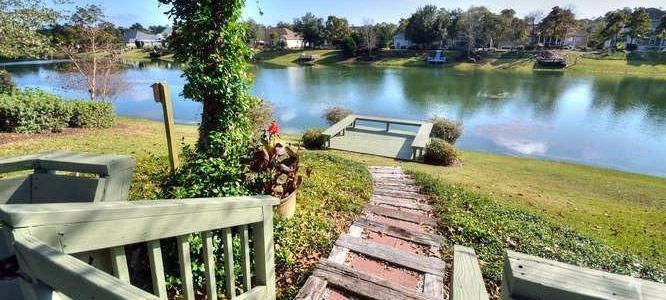 Tremendous North Carolina Waterfront Property Home Interior And Landscaping Analalmasignezvosmurscom