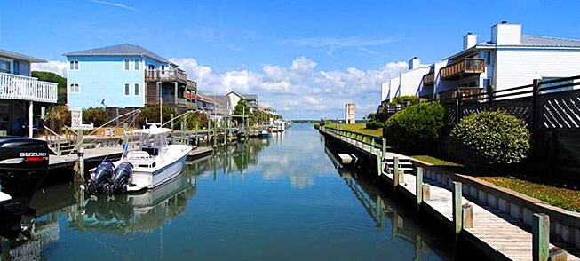 Topsail Island Homes for Sale and Real Estate