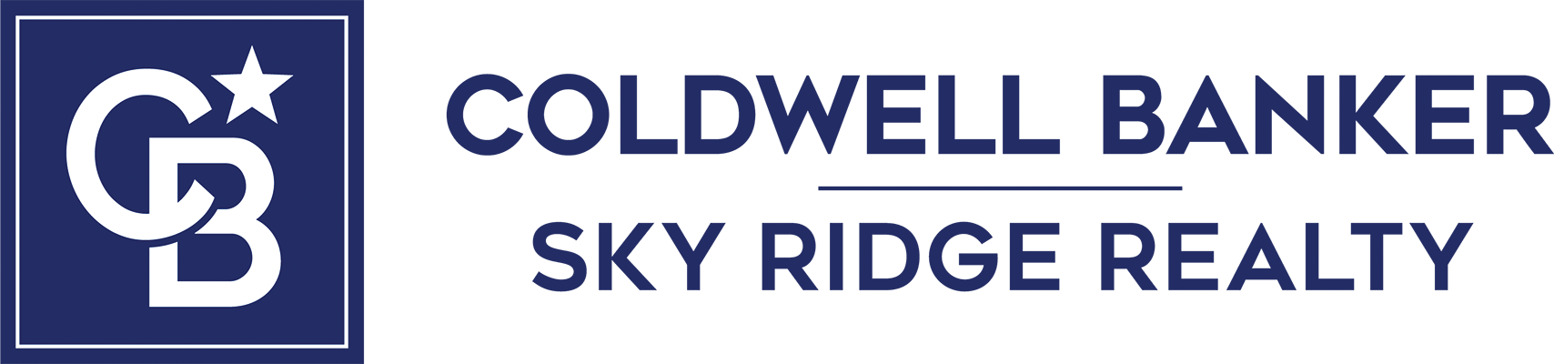 Coldwell Banker Sky Ridge Realty Logo