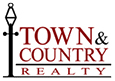 Town and Country Realty - Kingsport TN Logo
